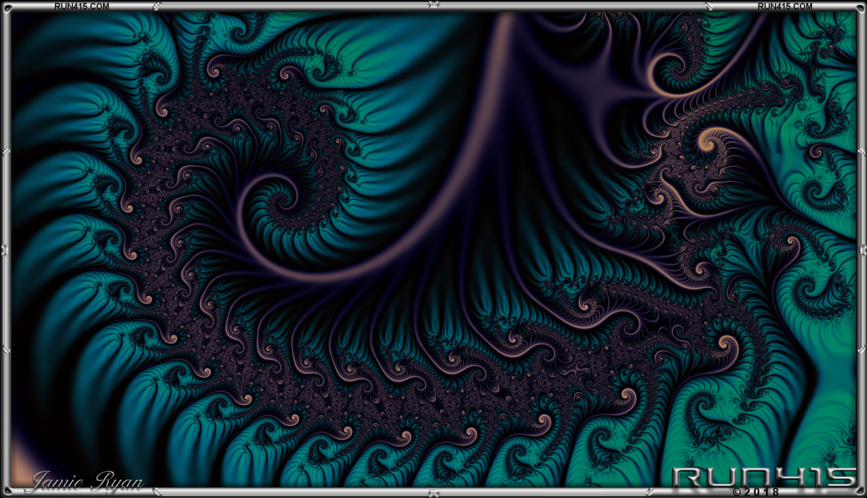 Run415 Fractal Art Slides